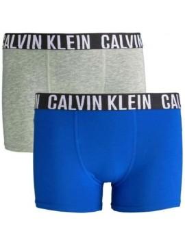 Confezione 2 boxer bimbo maschio ragazzo junior CK CALVIN KLEIN B70B700049 2 PAC