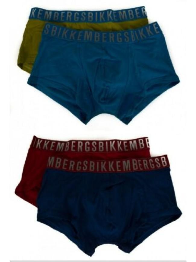 Confezione 2 boxer parigamba uomo BIKKEMBERGS articolo B4B4002