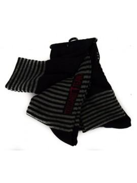 Confezione 2 paia calze uomo sottoginocchio TRUSSARDI JEANS articolo TR045S