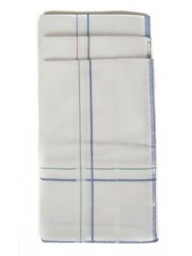 Confezione 3 fazzoletti cm.45x45 PEROFIL articolo P320B