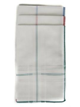 Confezione 3 fazzoletti cm.45x45 PEROFIL articolo P323B