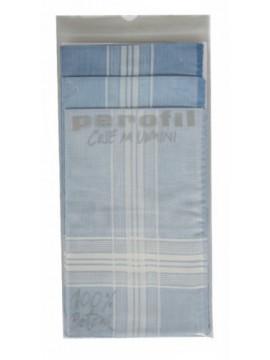 Confezione 3 fazzoletti cm.45x45 PEROFIL articolo P341