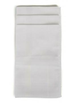 Confezione 3 fazzoletti cm.45x45 PEROFIL articolo P538B