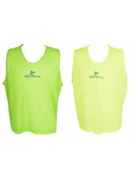 Confezione 5 t-shirt senza maniche smanicato canotta casacca uomo sport GIMER ar