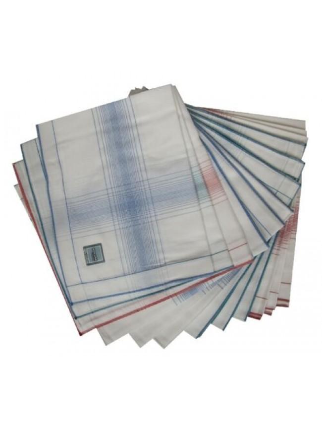 Confezione scatola 12 fazzoletti cm.50x50 PEROFIL articolo S146