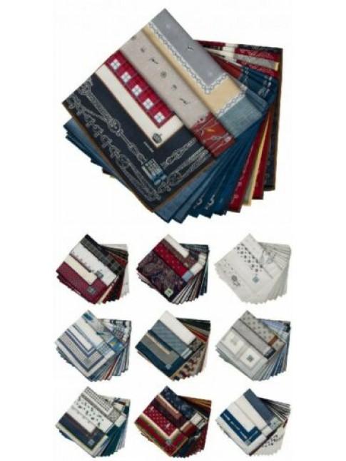 Confezione scatola 12 fazzoletti cm.50x50 PEROFIL articolo VPRT00284-21