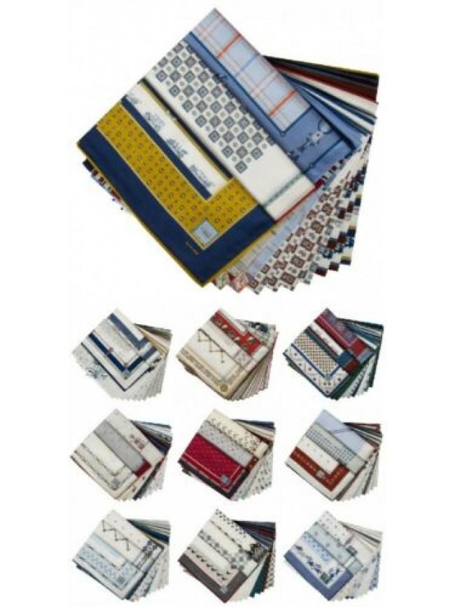 Confezione scatola 12 fazzoletti cm.50x50 PEROFIL articolo VPRT00284-22