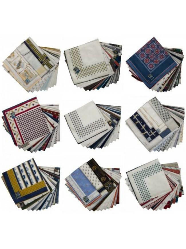 Confezione scatola 12 fazzoletti cm.50x50 PEROFIL articolo VPRT00284-23