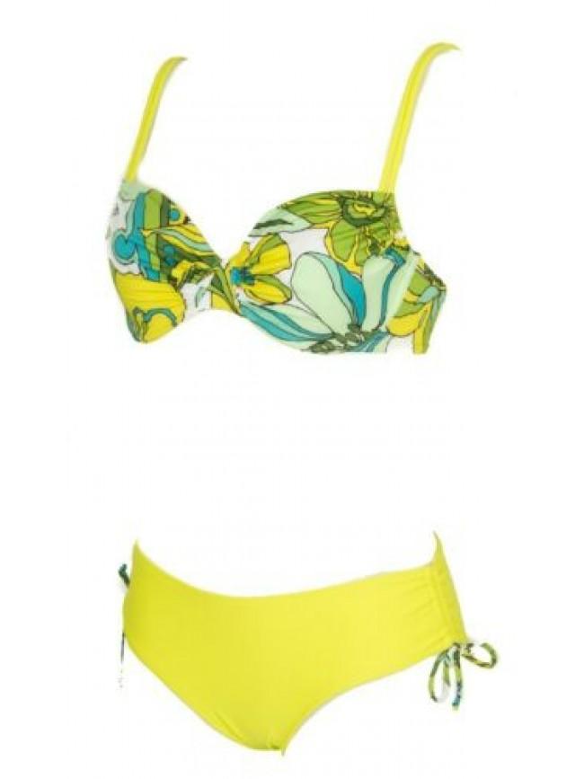 Costume due pezzi bikini donna mare o piscina con ferretto RAGNO articolo 71182W