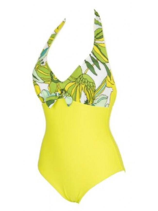 Costume intero donna mare o piscina coppa preformata RAGNO articolo 71182C