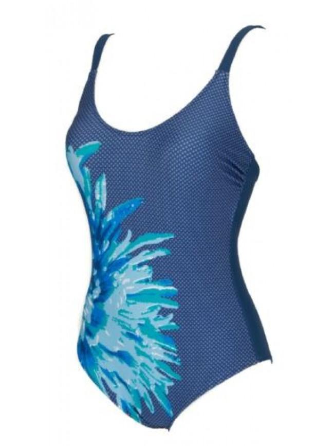 Costume intero donna mare o piscina coppa preformata RAGNO articolo 71185D