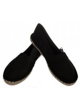 Espadrillas scarpa uomo EMPORIO ARMANI 210578 5P497 taglia 45 colore 00020 NERO