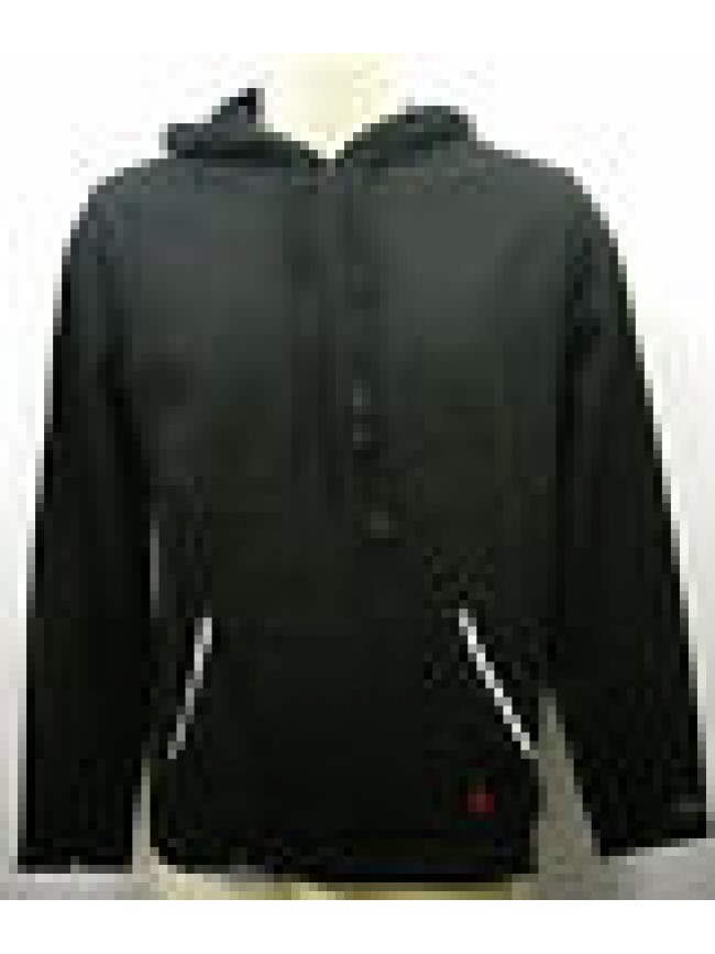 Felpa maglia uomo hoodie man POLO RALPH LAUREN a.252 U0222 taglia XL nero black