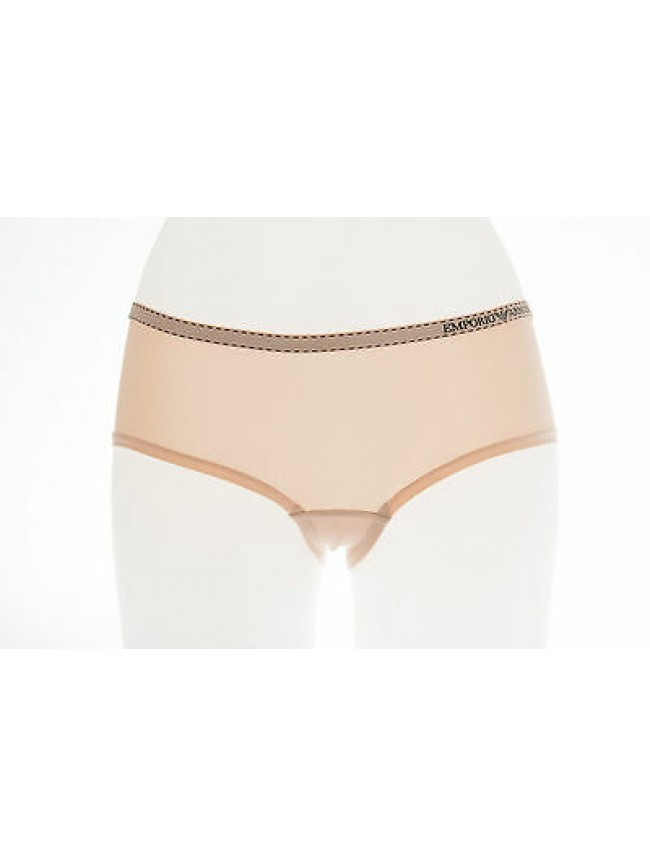GOIR EMPORIO ARMANI a.163225 4P235 T.L col 03050 PELLE Slip donna brief pants