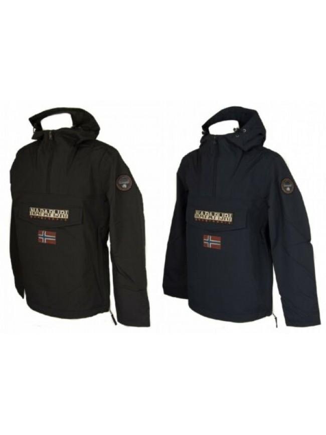 Giaccone giacca giubbotto uomo con cappuccio NAPAPIJRI articolo N0YHC0 RAINFORES