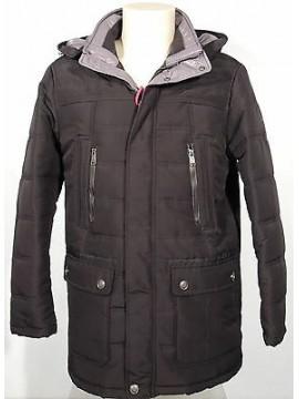 Giubbotto giaccone uomo jacket SEA BARRIER art.ANDRE T.L col.7000 nero black