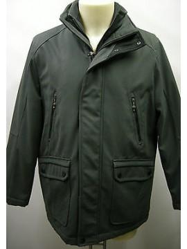 Giubbotto giaccone uomo jacket man SEA BARRIER art.OPTIO T.M col.7298 grigio