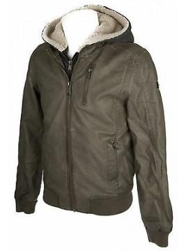 Giubbotto giubbino uomo jacket GUESS art.M53L19 taglia XXL col.D144 TUMBLE