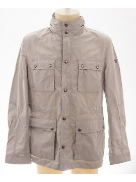 Giubbotto giubbino zip uomo jacket man GUESS a.M42L04 T.S col.928 grigio grey