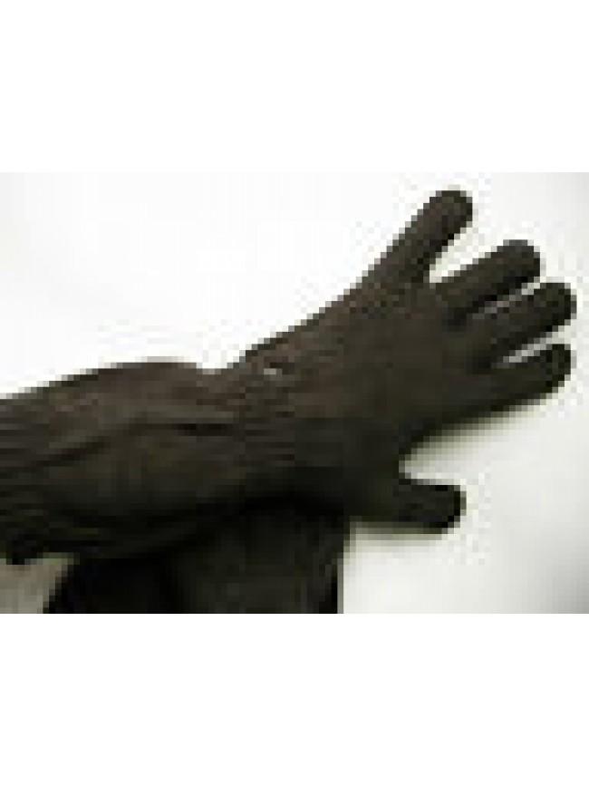 Guanti donna gloves woman ENRICO COVERI guanto medio t.unica c.moro Italy