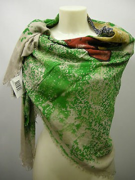 Kefia foulard sciarpa scarf SWEET YEARS art.LF25 colore 1 brasil Italy