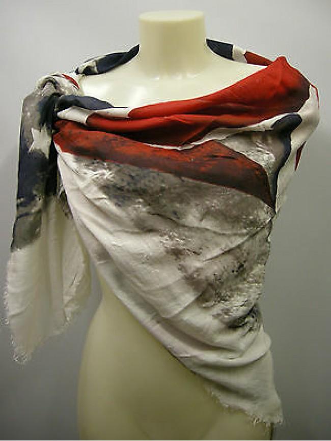Kefia foulard sciarpa scarf SWEET YEARS art.LF28 colore 1 usa Italy
