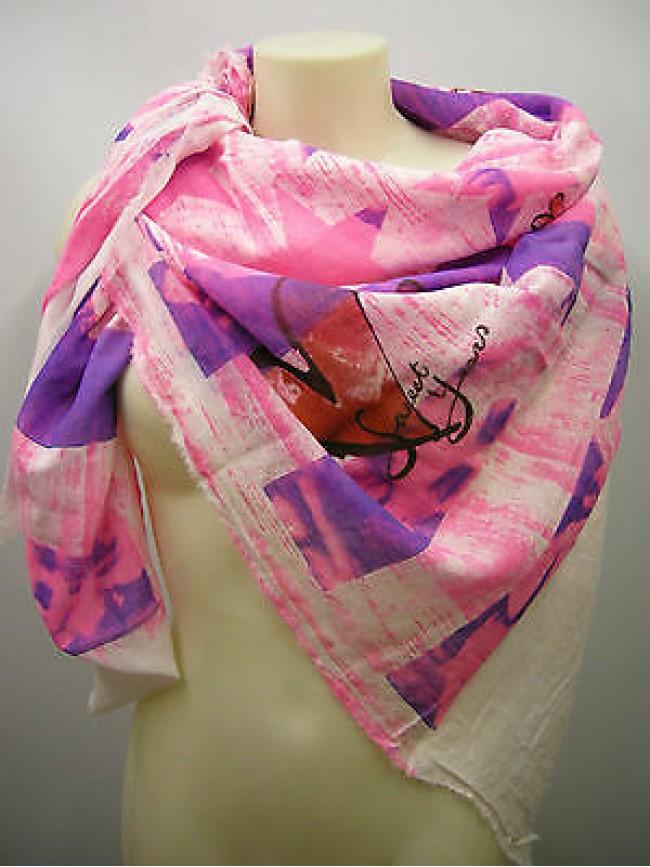 Kefia foulard sciarpa scarf SWEET YEARS art.LF73 col.3 chicco stars Italy