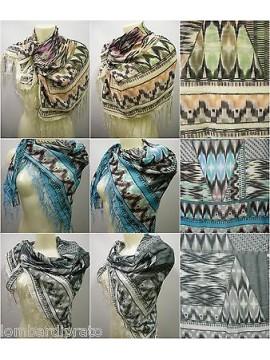 Kefia sciarpa SWEET YEARS articolo FT3 vari colori - various models scarf
