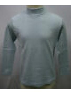 MAGLIA LUPETTO T-SHIRT BIMBO RAGNO ART.08000K T.7 10-11 ANNI COL.999 CELESTE