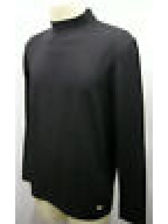 MAGLIA LUPETTO T-SHIRT UOMO SWEATER MAN FILA ART.50201 T.6-XL COL.NERO BLACK