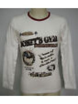 MAGLIA T-SHIRT UOMO MAN JUST CAVALLI ART.B682 T60 T.L COL.1100 BIANCO WHITE
