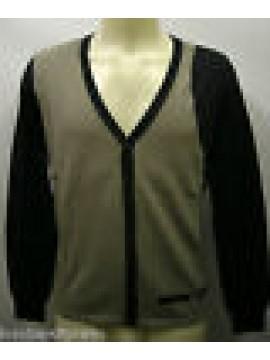 Maglia cardigan giacca uomo lana wool sweater man GF FERRE 5F2827 T.L c.V003