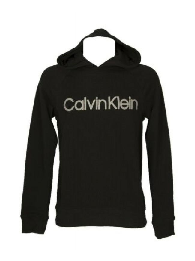 Maglia felpa uomo manica lunga con cappuccio CK CALVIN KLEIN articolo NM1831E L/