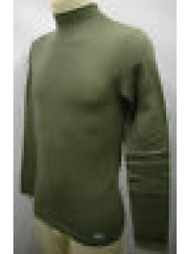 Maglia lupetto cotone uomo RAGNO SPORT art.06313K taglia L colore 734 TUNDRA