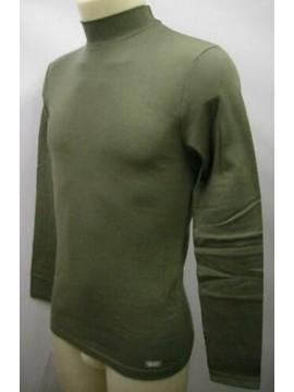 Maglia lupetto cotone uomo RAGNO SPORT art.06313K taglia M colore 734 TUNDRA