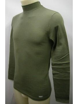 Maglia lupetto cotone uomo RAGNO SPORT art.06313K taglia XXL colore 734 TUNDRA