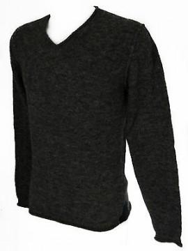 Maglia maglione scollo V uomo GUESS art.M53R29 taglia XXL colore M92 CHARCOAL