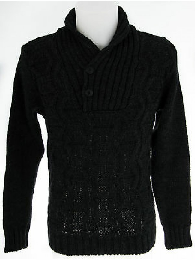 Maglia maglione uomo sweater man GUESS articolo M43R65 taglia XS col.M96 GRIGIO