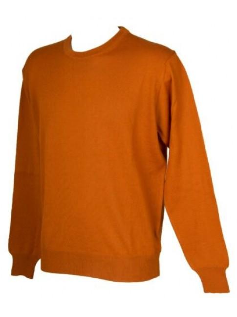 Maglia pullover uomo girocollo manica lunga misto lana RAGNO SPORT articolo A233