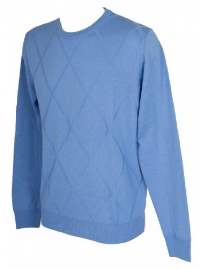 Maglia pullover uomo lana manica lunga girocollo RAGNO articolo A23451