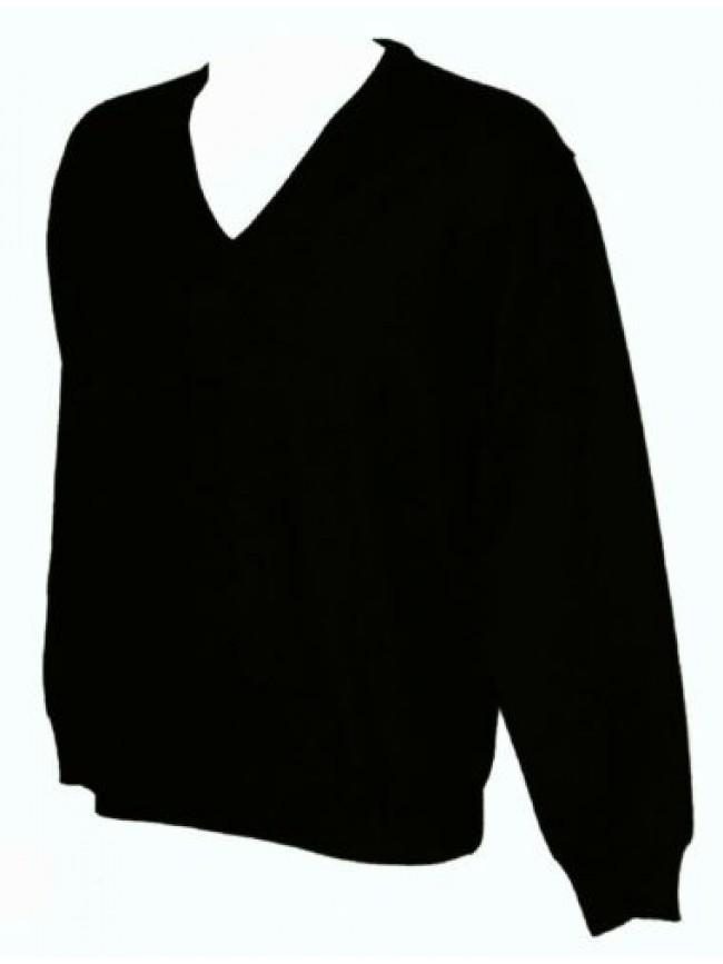 Maglia pullover uomo lana scollo V manica lunga ROLLER articolo 180/1510
