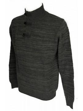 Maglia serafino lana uomo RAGNO SPORT a.A21043 taglia M col.135MF GRIGIO