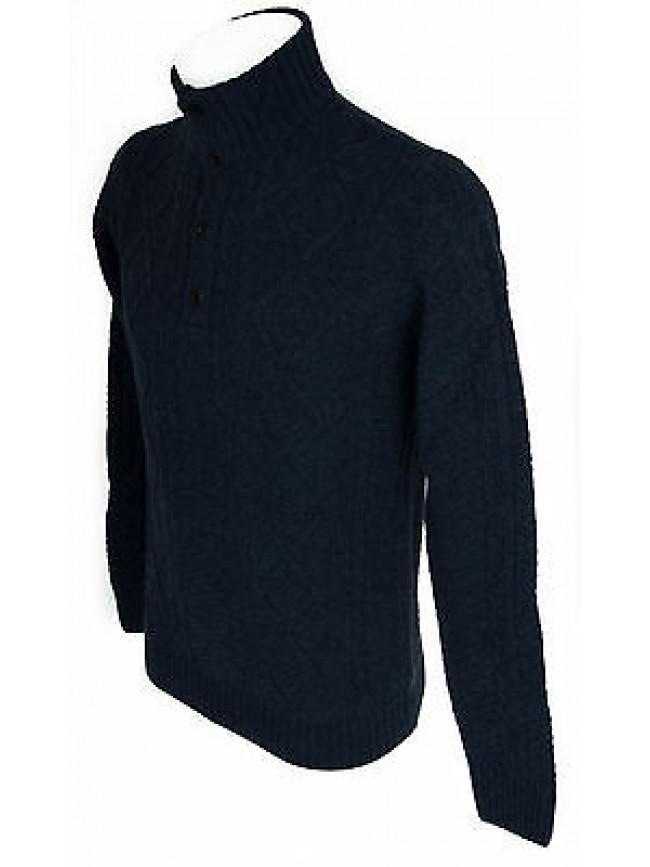 Maglia serafino lana uomo RAGNO SPORT art.A21023 taglia M col.057M PERSIA