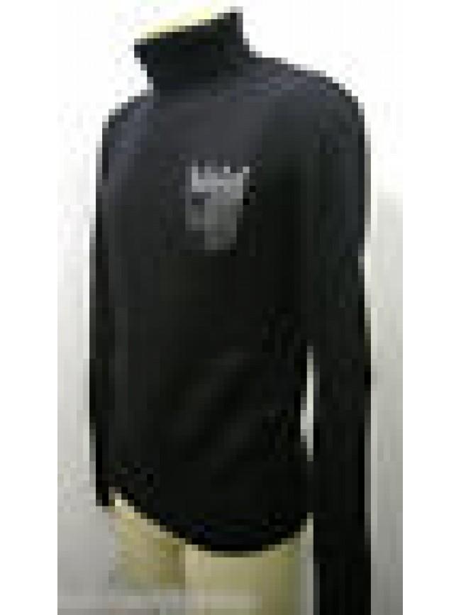 Maglia uomo dolcevita lupetto sweater man GF FERRE art.5F2870 T.L col.705 blu