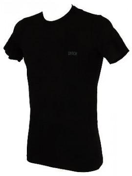 Maglietta t-shirt giro uomo DATCH a. IU0004 taglia M / 48 c. D101 NERO BLACK