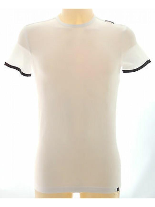 Maglietta t-shirt girocollo uomo GUESS art.UD8U29 taglia 7 / XXL col.009 bianco