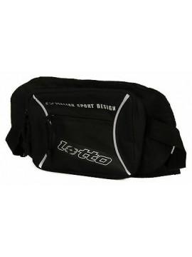 Marsupio waist bag LOTTO articolo H5138 X-OVER colore NERO BLACK