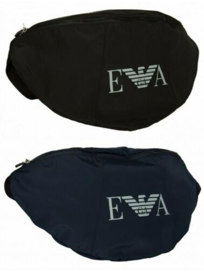 Maxi marsupio waist bag EMPORIO ARMANI articolo 211246 0P820 MAXI SLING BAG - cm