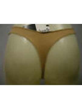 PERIZOMA DONNA SLIP THONG WOMAN CHANTELLE ART.2579 T.S SMALL C.CARAMELLO TOFFEE