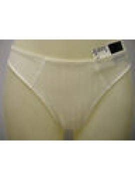 PERIZOMA DONNA SLIP THONG WOMAN CHANTELLE ART.2709 T.XL EX. LARGE C.AVORIO IVORY
